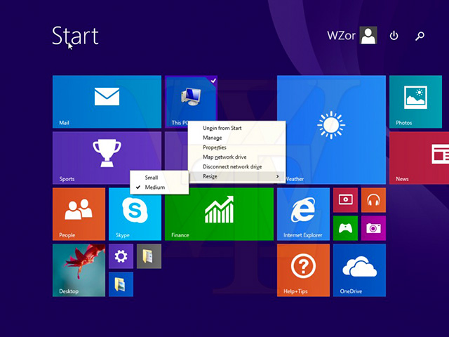 Windows 8.1 Update 1 : capture 2
