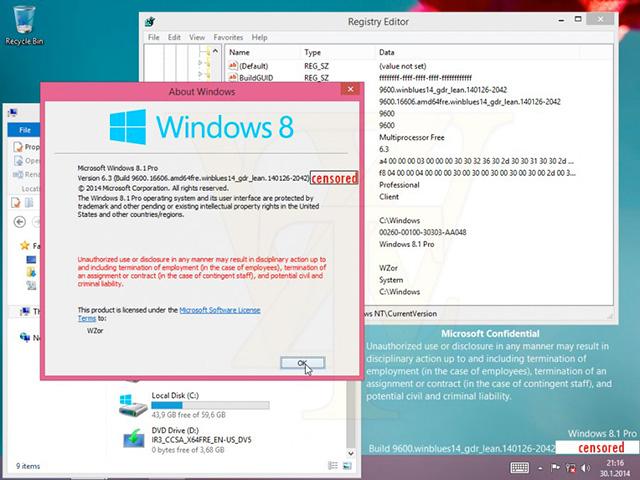 Windows 8.1 Update 1 : capture 5