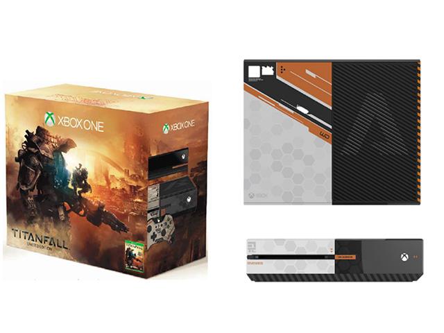 Xbox One Titan Fall