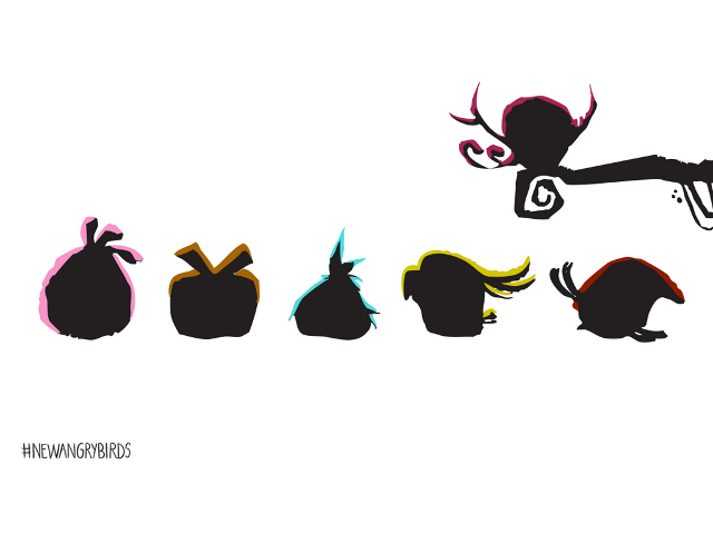 Angry Birds revient !