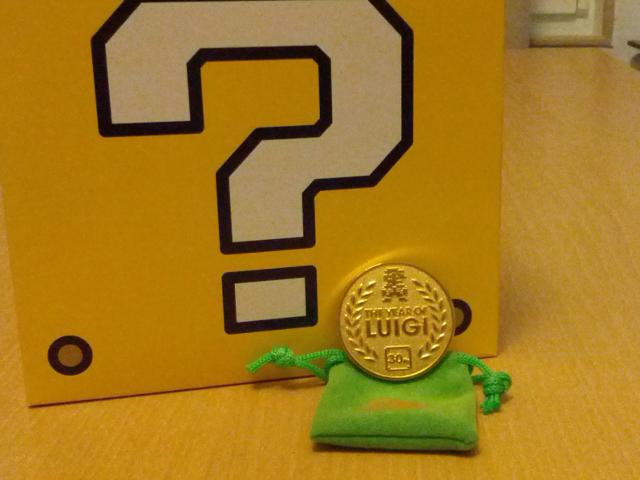 L'année de Luigi se termine !