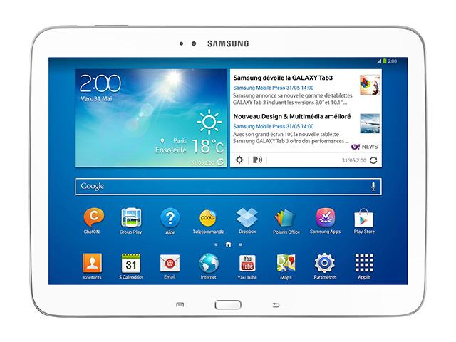 Annonce Samsung Galaxy Tab 4