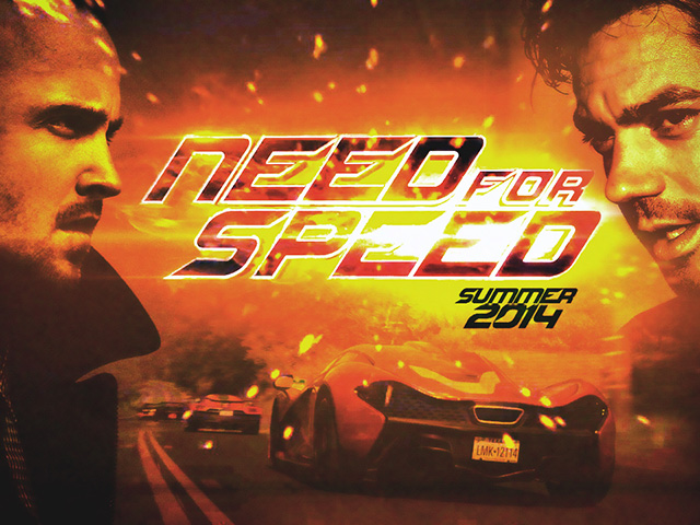 Bande annonce Need for Speed Super Bowl
