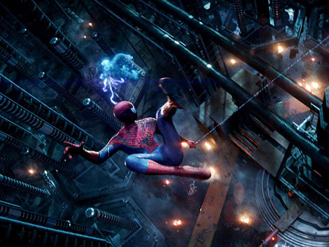 Bande-annonce The Amazing Spider-Man 2 Super Bowl