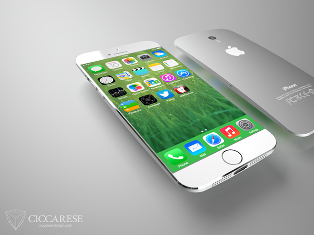 Concept iPhone 6 Ciccarese DEsign : image 1