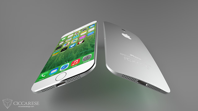 Concept iPhone 6 Ciccarese DEsign : image 2