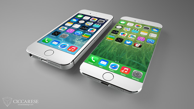 Concept iPhone 6 Ciccarese DEsign : image 3