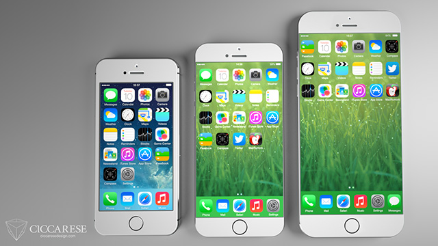 Concept iPhone 6 Ciccarese DEsign : image 4