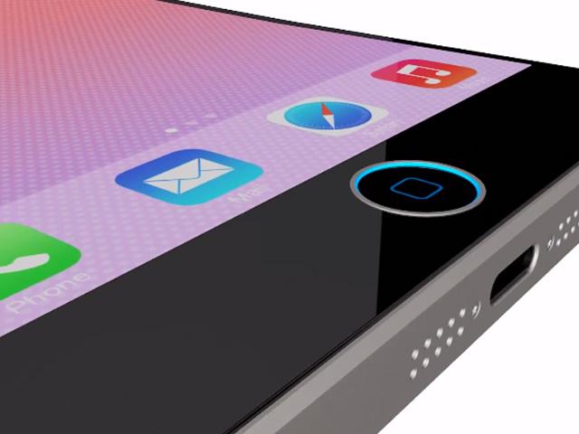 Concept iPhone 6 Enrico Penello Ran Avni