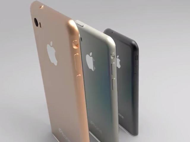 Concept iPhone 6 Simone Evangelista