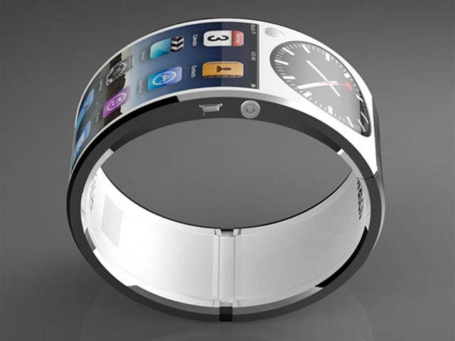 iWatch énergie solaire
