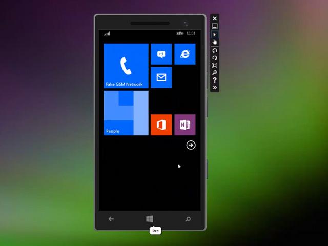 Démo vidéo Windows Phone 8.1