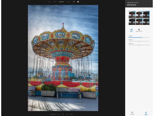 Google+ se dote des effets HDR pour nos photos