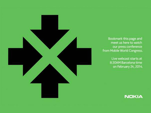 Invitation Nokia X