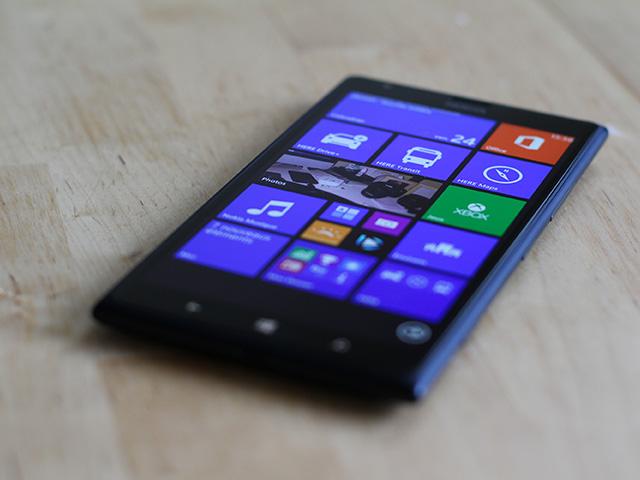 Lecteur empreintes digitales Windows Phone 8.1