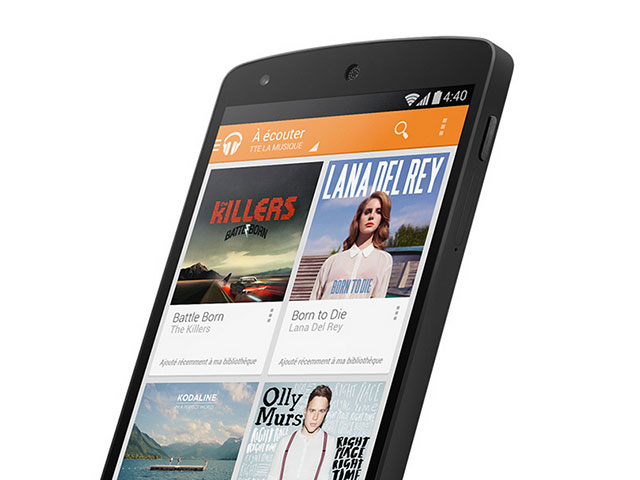 Sundar Pichai Nexus 6