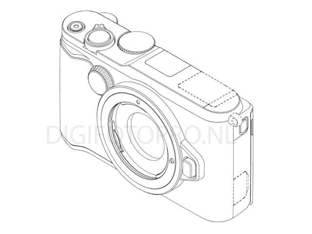 Nouveau design Nikon 1 : image 1