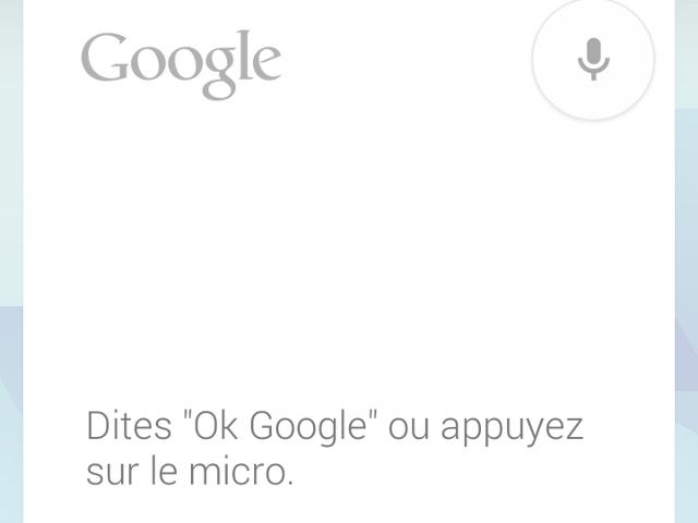 """Vous aussi, dites """"OK Google"""" pour lancer Google Now !"""