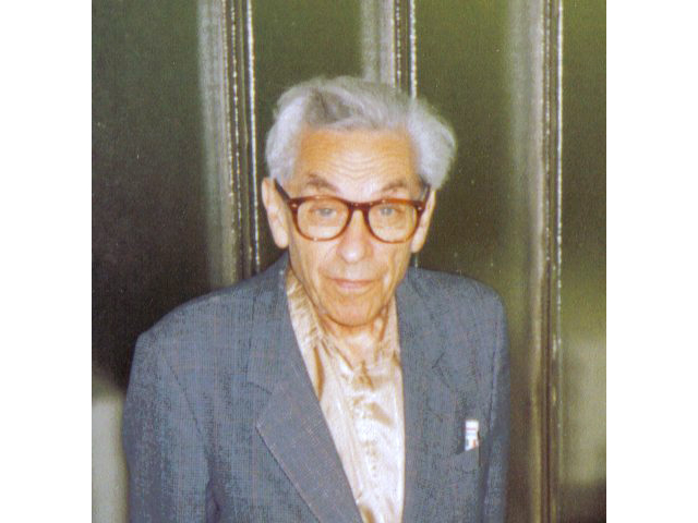 Paul Erdős en 1992