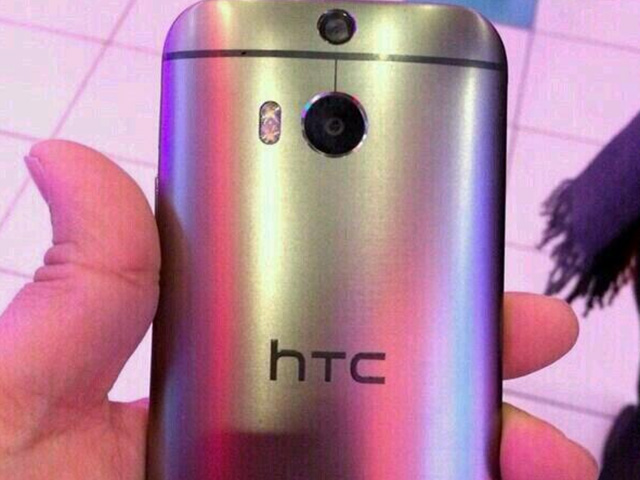 Photo HTC M8 fev14