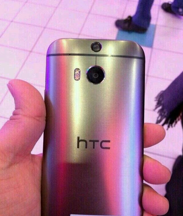 HTC M8 : image 2