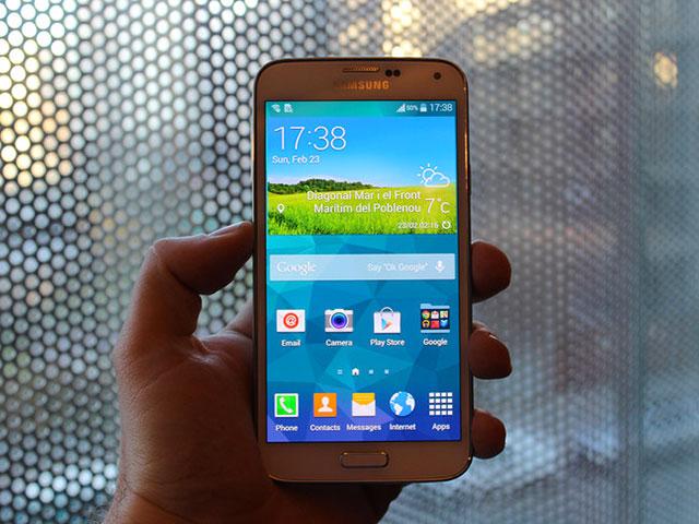 Photo Samsung Galaxy S5 : image 1