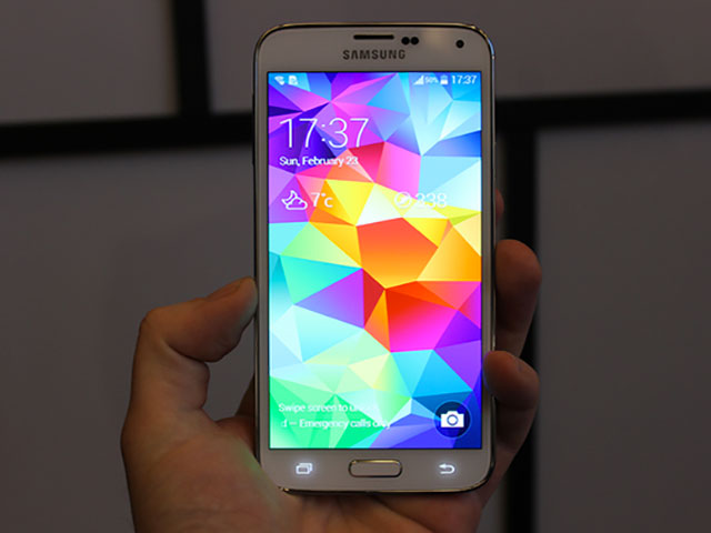 Photo Samsung Galaxy S5 : image 2