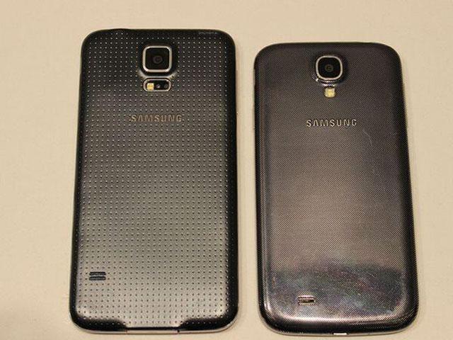 Photo Samsung Galaxy S5 : image 3