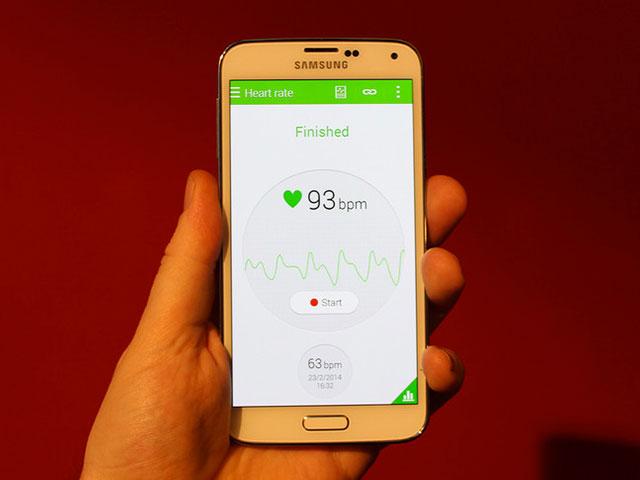 Photo Samsung Galaxy S5 : image 7