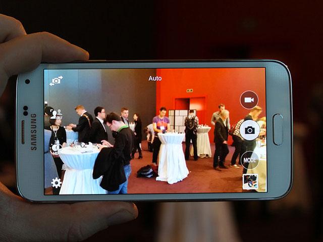 Photo Samsung Galaxy S5 : image 8