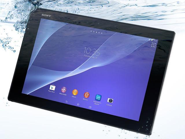 Précommande Sony Xperia Tablet Z2