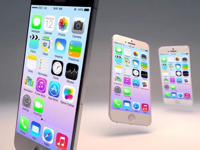 Publicité fictive iPhone 6