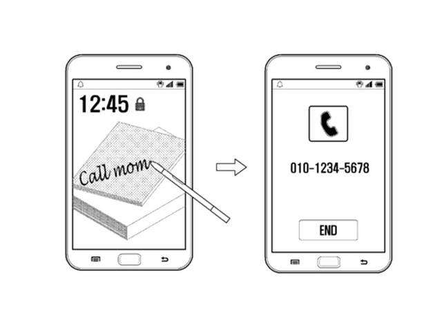 Reconnaissance écriture Samsung : image 2