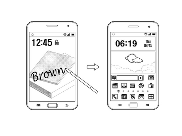 Reconnaissance écriture Samsung : image 3