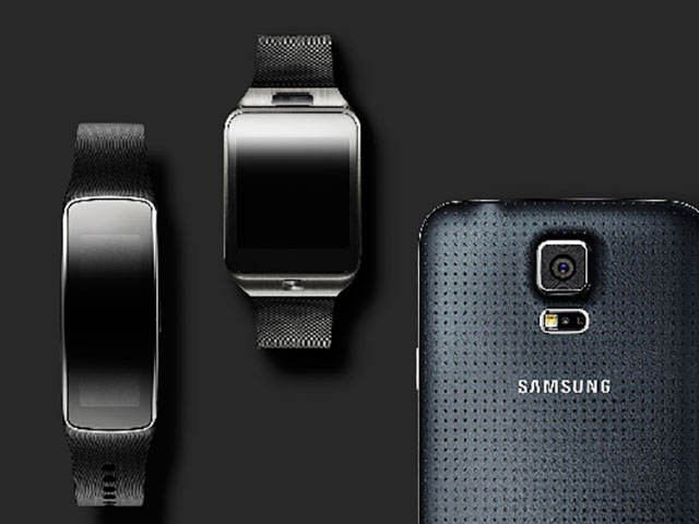 Samsung Galaxy S5 : image officielle 1