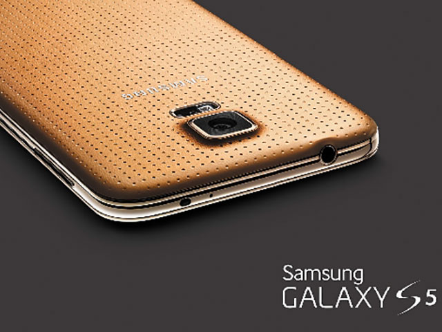 Samsung Galaxy S5 : image officielle 4