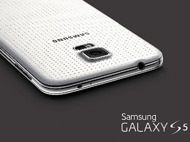 Samsung Galaxy S5 : image officielle 5