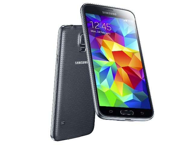 Samsung Galaxy S5 : image officielle 3