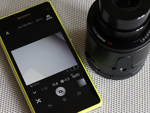 Sony DSC-QX100 : photo 11