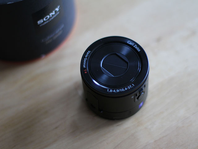 Sony DSC-QX100 : photo 3
