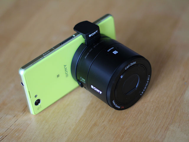 Sony DSC-QX100 : photo 5
