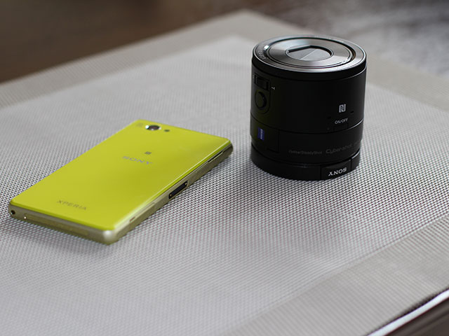 Sony DSC-QX100 : photo 7