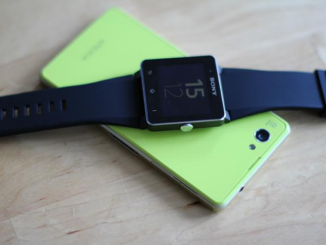 Sony SmartWatch 2 : image 2