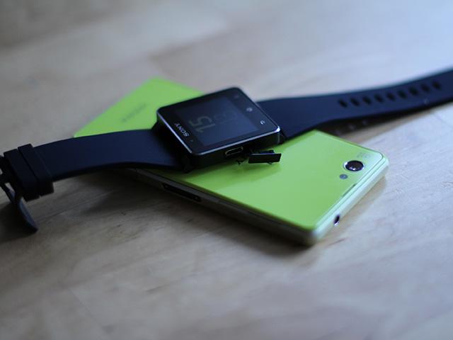 Sony SmartWatch 2 : image 4