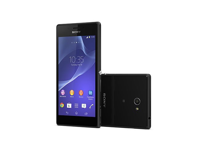 Sony Xperia M2 : image 1