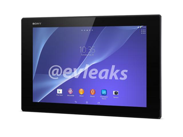 Sony Xperia Tablet Z2 : image 1