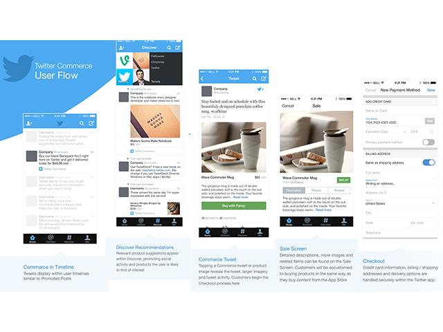 Twitter Commerce : capture 2