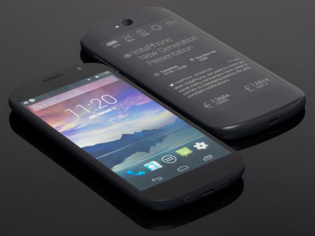 Le YotaPhone revient !
