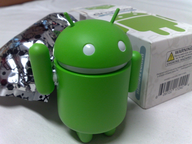 Android veut conquérir tous les objets connectés