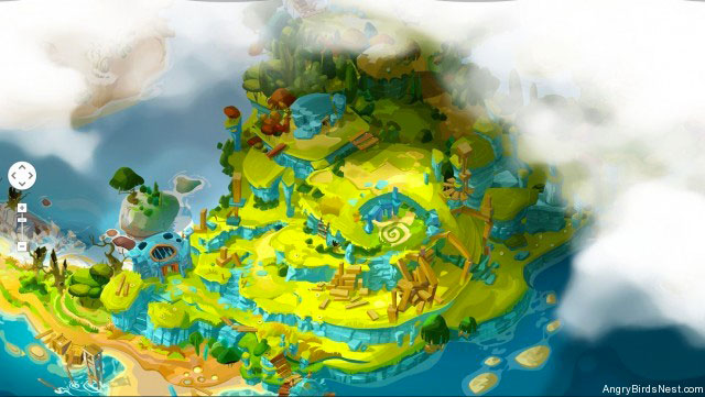 Angry Birds Epic : capture 3